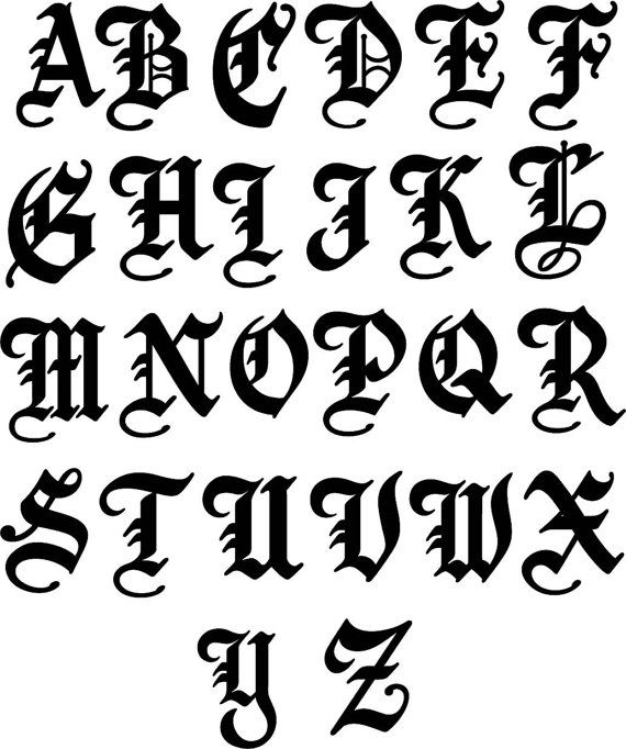 single old english metal letter products lettering lettering Basic Resume Cover Sheet single old english metal letter