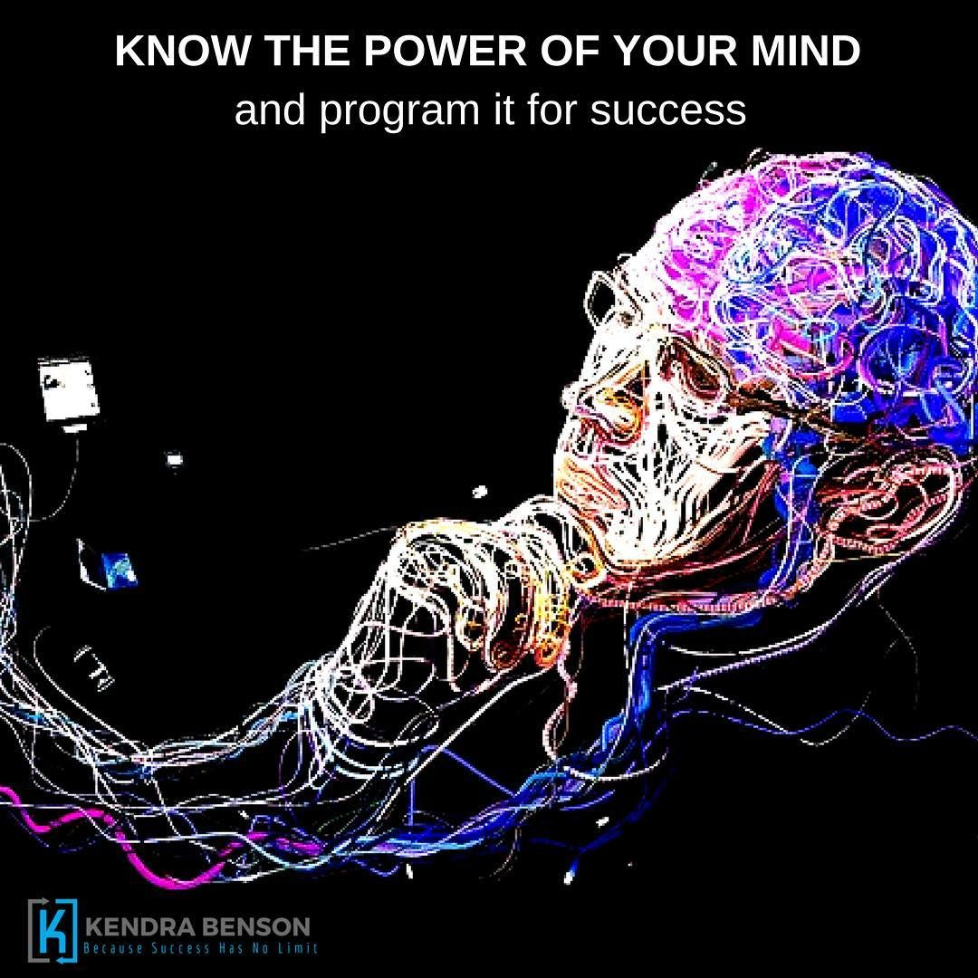 💡💡💡Programming Our Minds To Think The Way We Want To Experience The  World Is Conscious Thought. Most People Go Through Life Unconsciously,  Letting ...