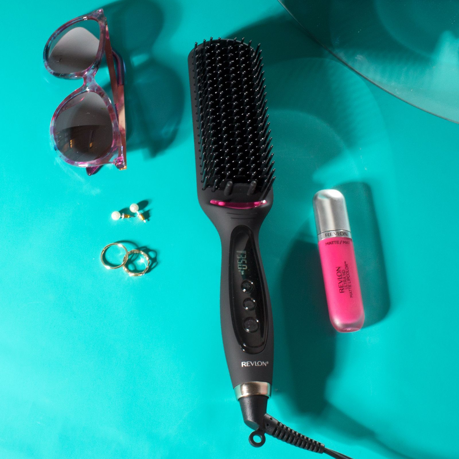 Revlon Ionic Technology Perfect Heat Style Hair Dryer Revlon Hair Dryer Frizz Control Heat Styling Products
