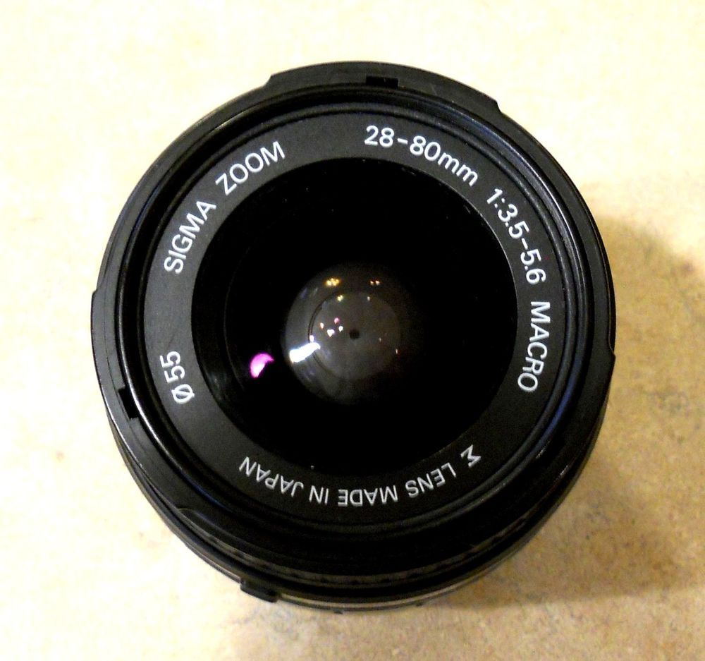 28 80mm 28 80 3 5 5 6 Sigma Macro In Pentax Ka Mount 174044 Macro Lens Pentax Sigma