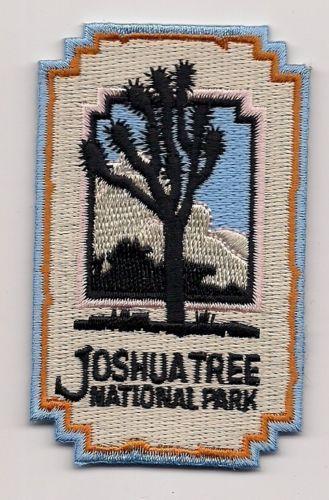 Iron on Joshua Tree National Park Patch-California