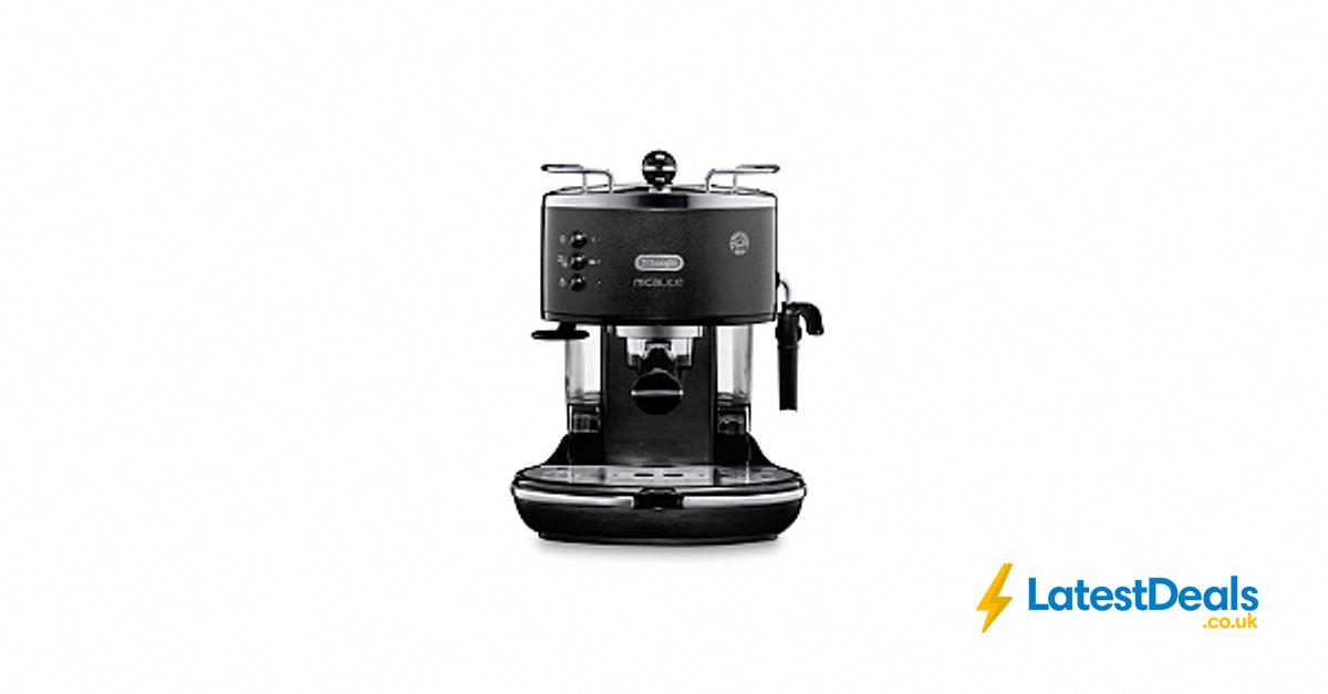 Delonghi Icona Micalite Espresso Coffee Machine 11398 At