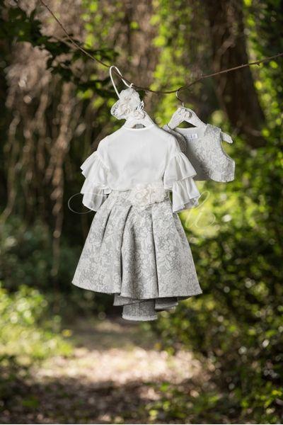 Εικόνα με Vinte Li Φόρεμα Βάπτισης 4711  eee74816238