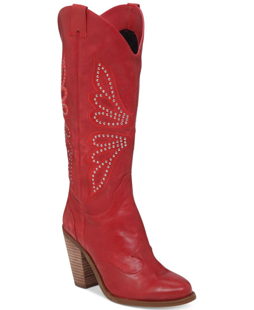 1f28583978c8 Jessica Simpson Caralee Western Boots