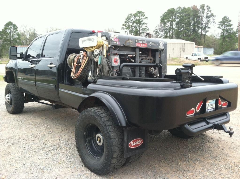 chevy duramax 3500 Welding and Welding rigs Pinterest
