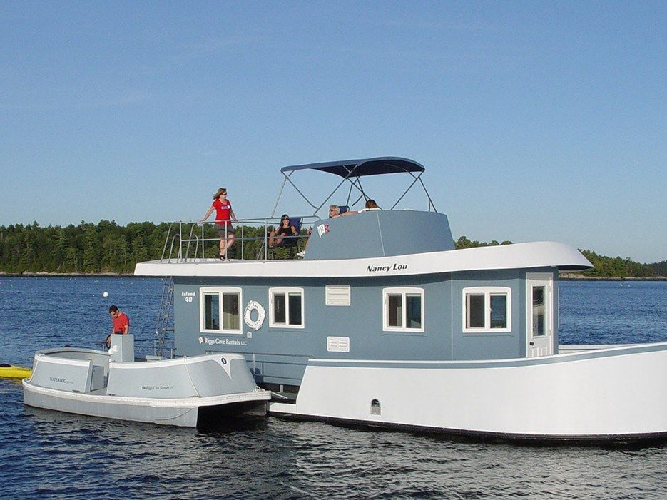8 awesome houseboat rentals across the us with images
