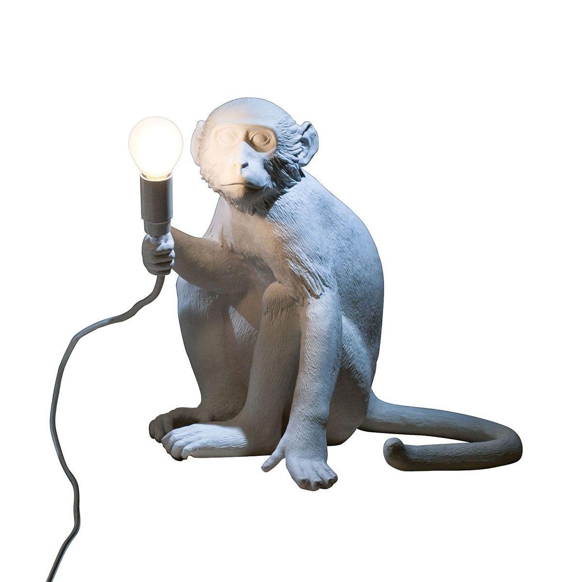Lampe à poser Singe Sitting - Seletti