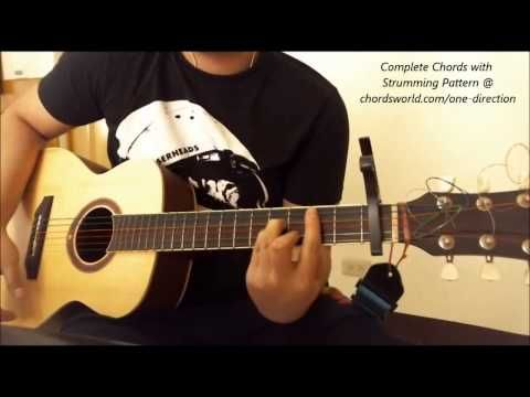 Drag Me Down Chords by One Direction | Guitar Chords and Songs ...
