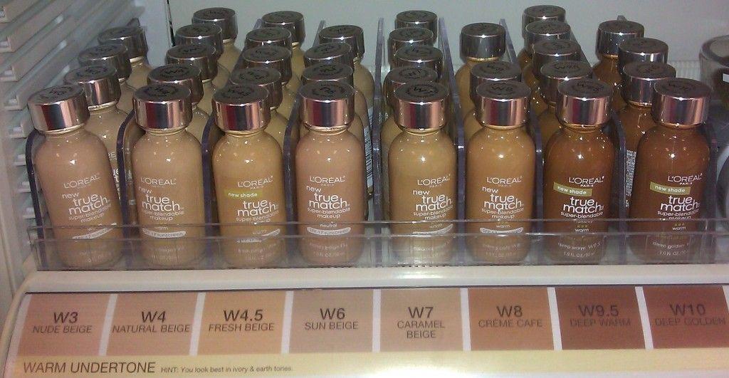 Colors Base De Cobertura Total Maquiagem Beleza Base Loreal