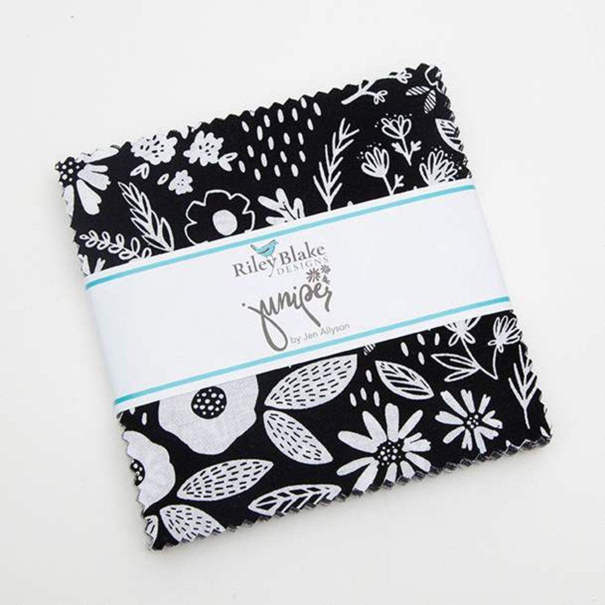 42 Pcs Riley Blake Designs Precut Fabric Bees Life 5 Inch Stacker