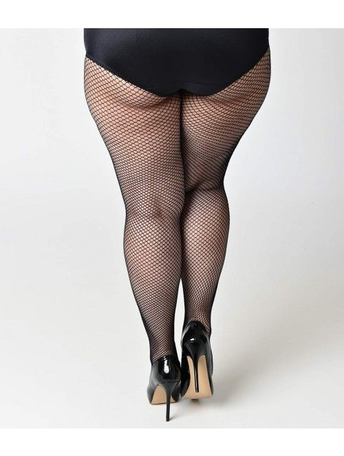 plus size black fishnet tights | fishnet tights, fishnet and