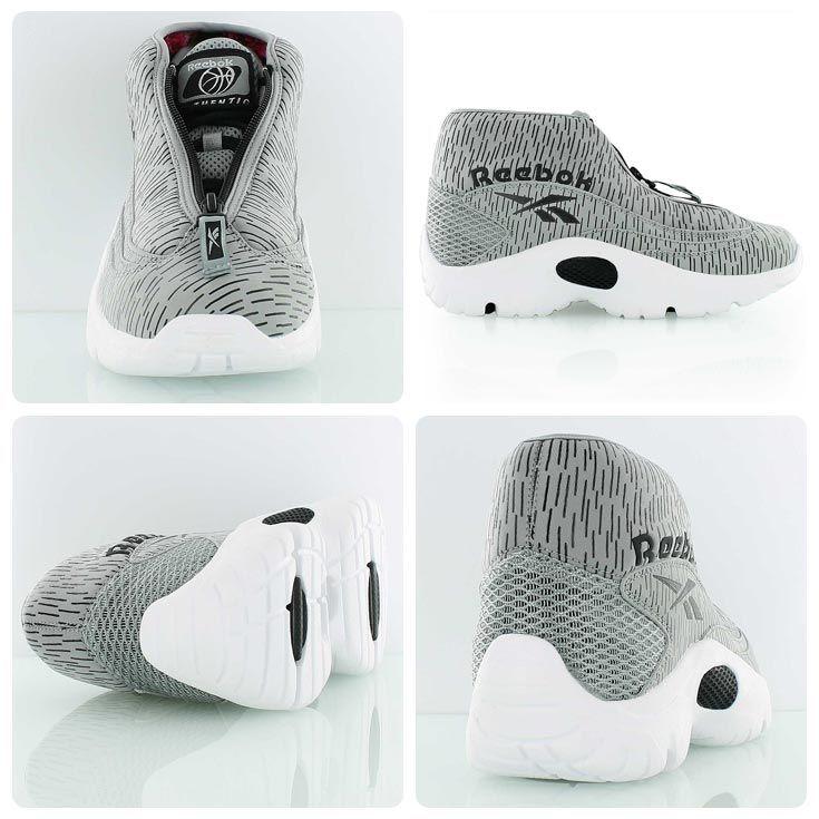 Basketball Greyblack Reebok Shawn Classic Shoe Shroud The Kemp's OPikZXu