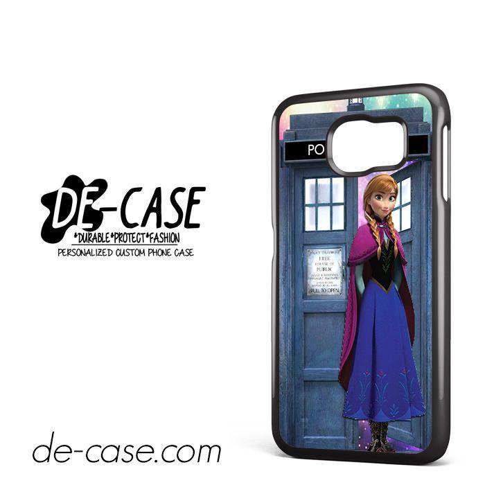 Anna Tardis For Samsung Galaxy S6 Samsung Galaxy S6 Edge Samsung Galaxy S6 Edge Plus Case Phone Case Gift Present YO