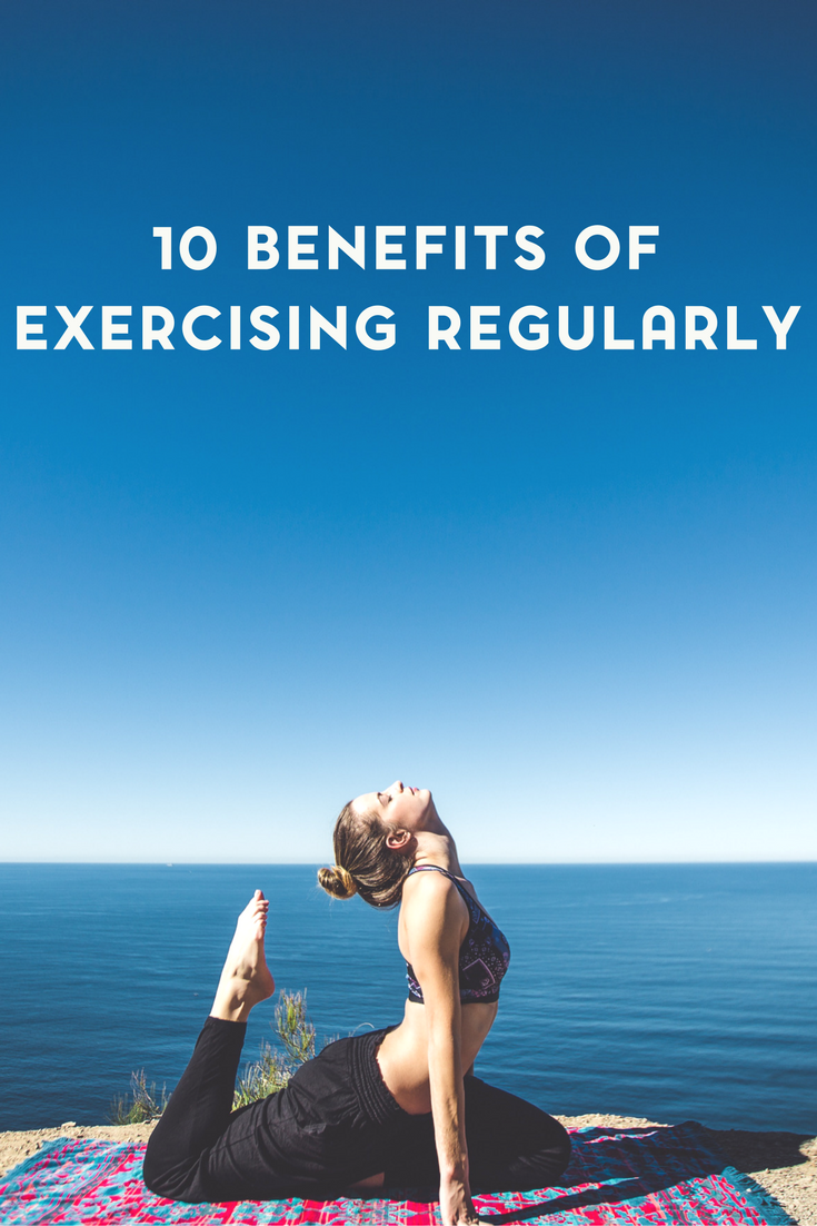 10 Benefits Of Exercising Regularly For Long Term Health