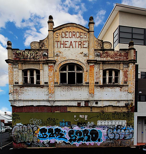 St George's Theatre, Yarraville, Victoria, Australia