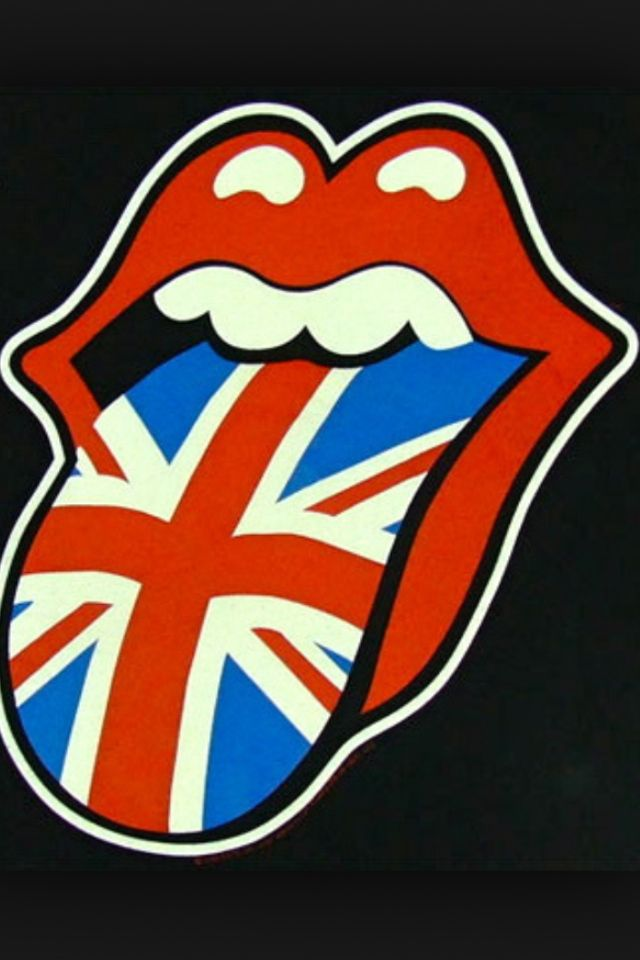 Low Cognitive Effort This Is The Rolling Stones Logo It Has Been Associated With Them Since 60s