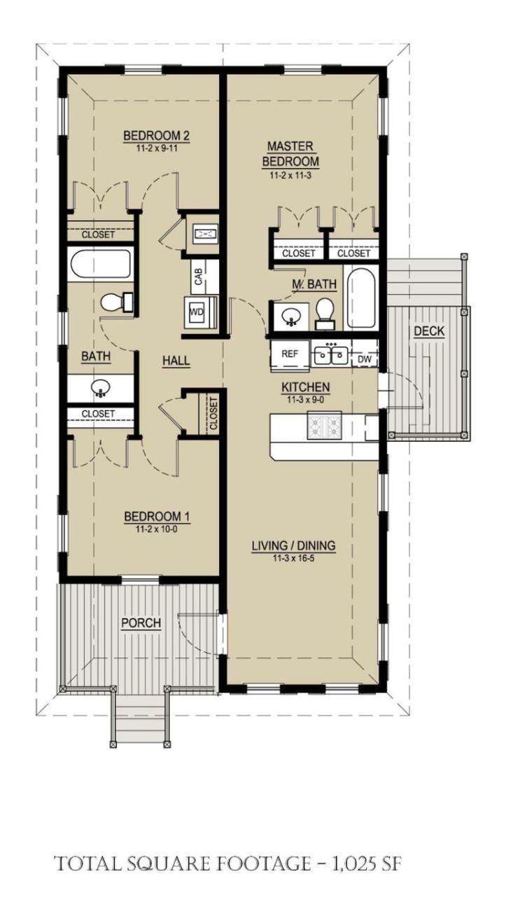 Loft bedroom no door  floorplanabfloorplandetail  house plans  Pinterest