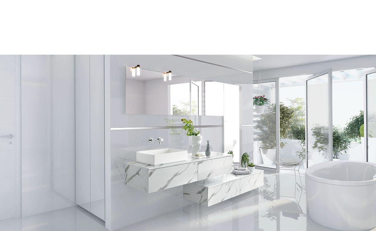 Salle de Bains Sur mesure - Marmor - Arcos edition marmor | SALLE DE ...