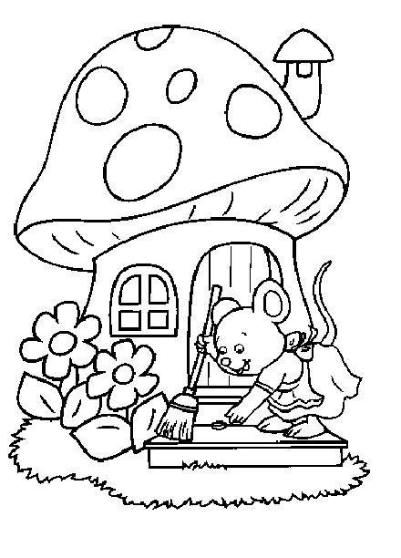 paisaje para niños para colorear - Buscar con Google | Paisajes para ...