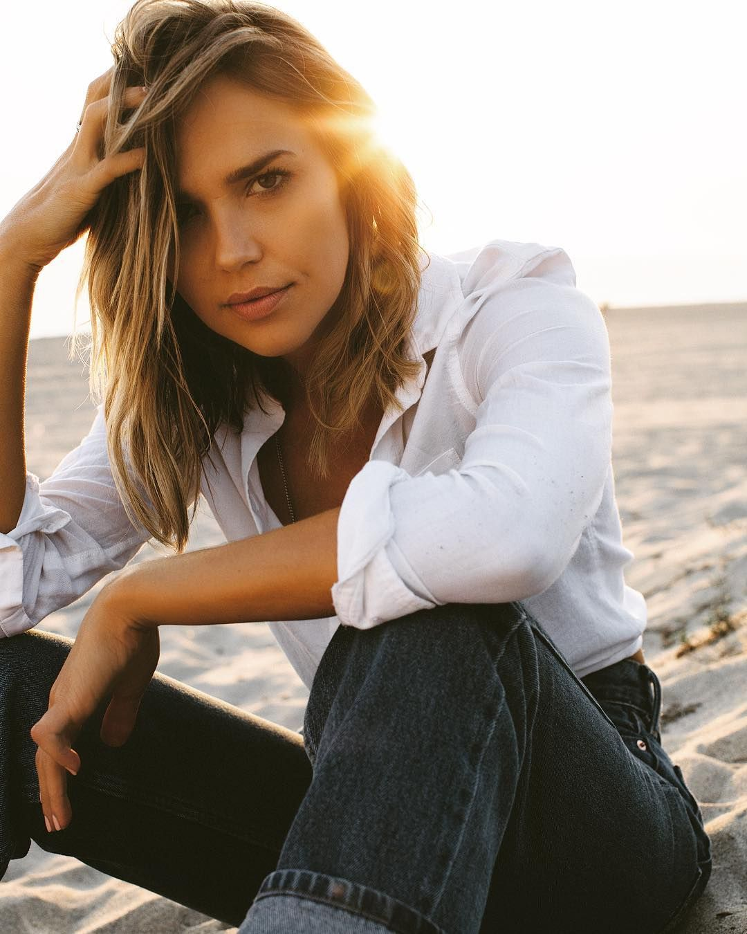 Arielle Kebbel On Instagram Many Of You Were Asking Me About The