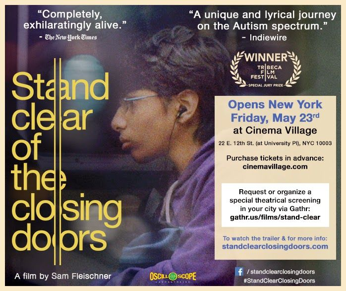 Stand Clear of the Closing Doors opens in #NYC on May 23rd  via Atypical Familia by Lisa Quinones-Fontanez