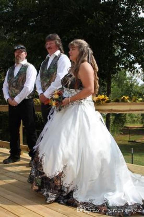 Plus Size Camo Wedding Dresses | Camo Wedding Dresses | Pinterest ...