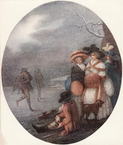 January (The Months) by Hamilton