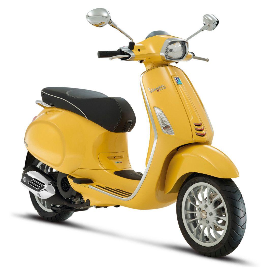 Vespa Sprint 125 3v Abs Dusejamoto Motorcycles Dubai Uae With