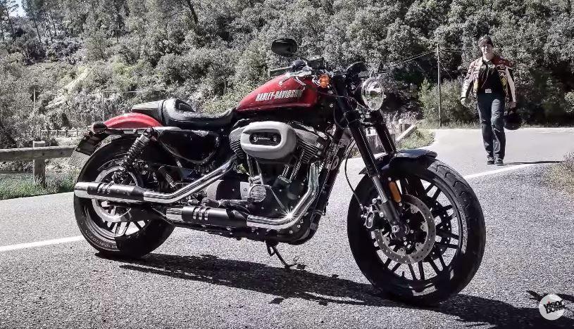 Harley-Davidson 1200 Roadster Road Test - Harley Davidson
