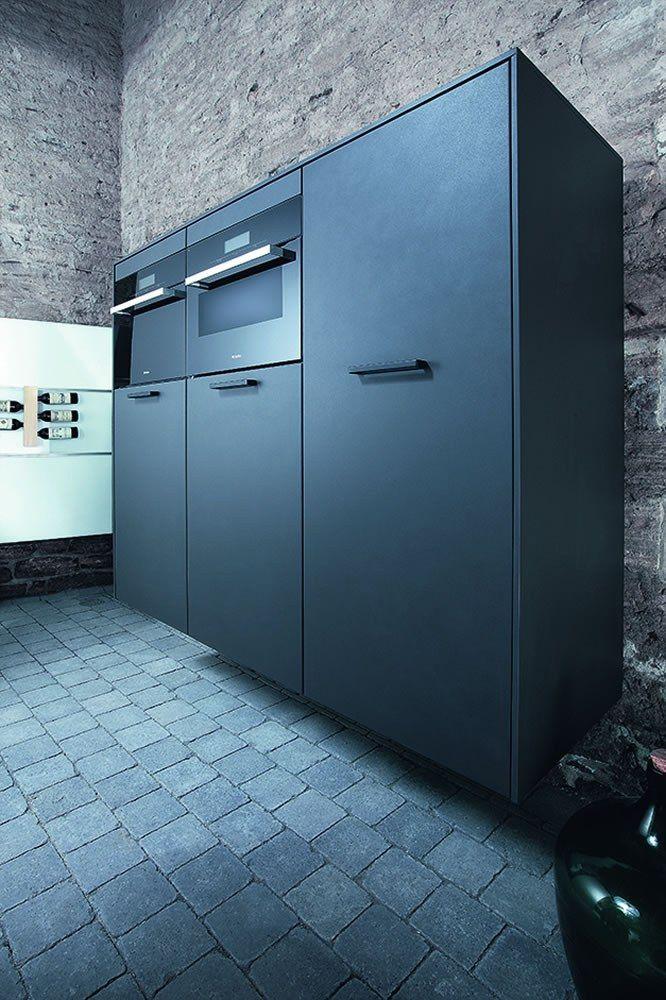 Deze prachtige tijdloze next125 NX 500 keuken is uitgevoerd in