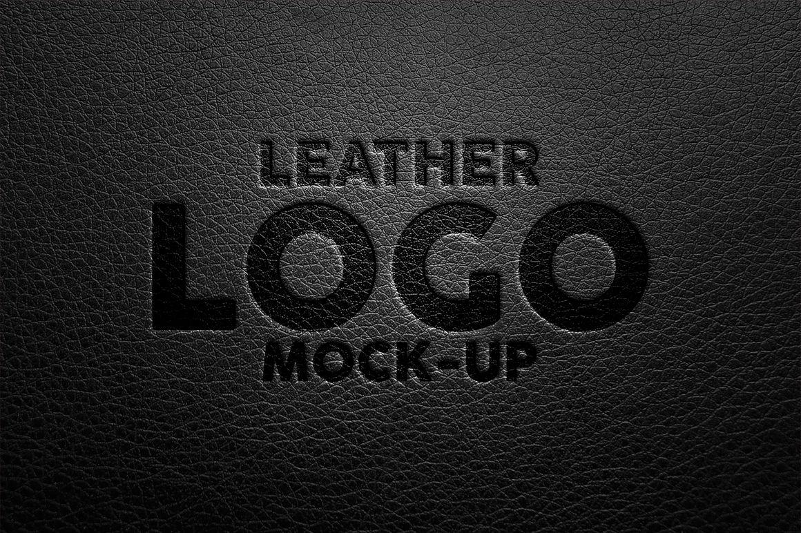 Download Free Leather Engraved Logo Design Mockup In Psd Leather Engraved Logo Design Mockup Psd Logo Design Mockup Logo Design Logos