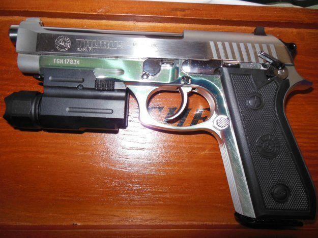 Taurus PT92 | Know your weapons | Hand guns, Guns, Tactical pistol