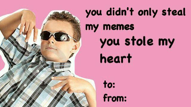 You To Me Xd Memes Stupid Memes Cute Love Memes