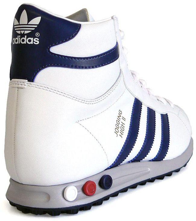 adidas Originals Jogging Hi | Sneakers, Retro sneakers