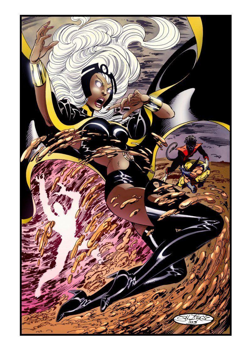X Men Storm Co.