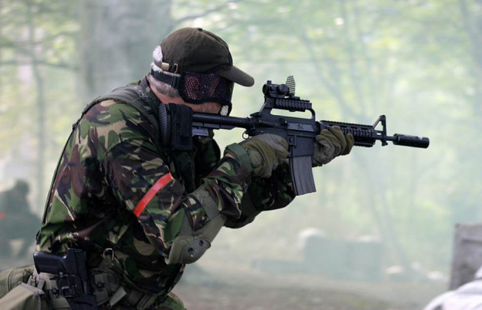 The Best Airsoft Sites in the East of England Airsoft