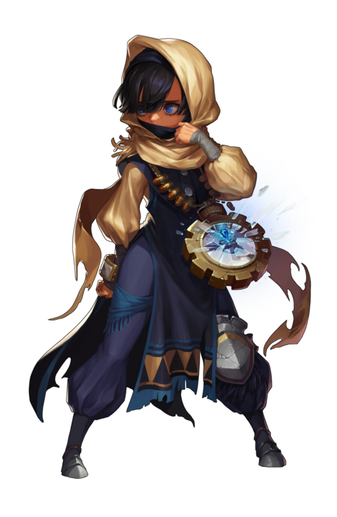Female Gnome: Halfling, Gnome, Wizard, Warlock, Sorcerer
