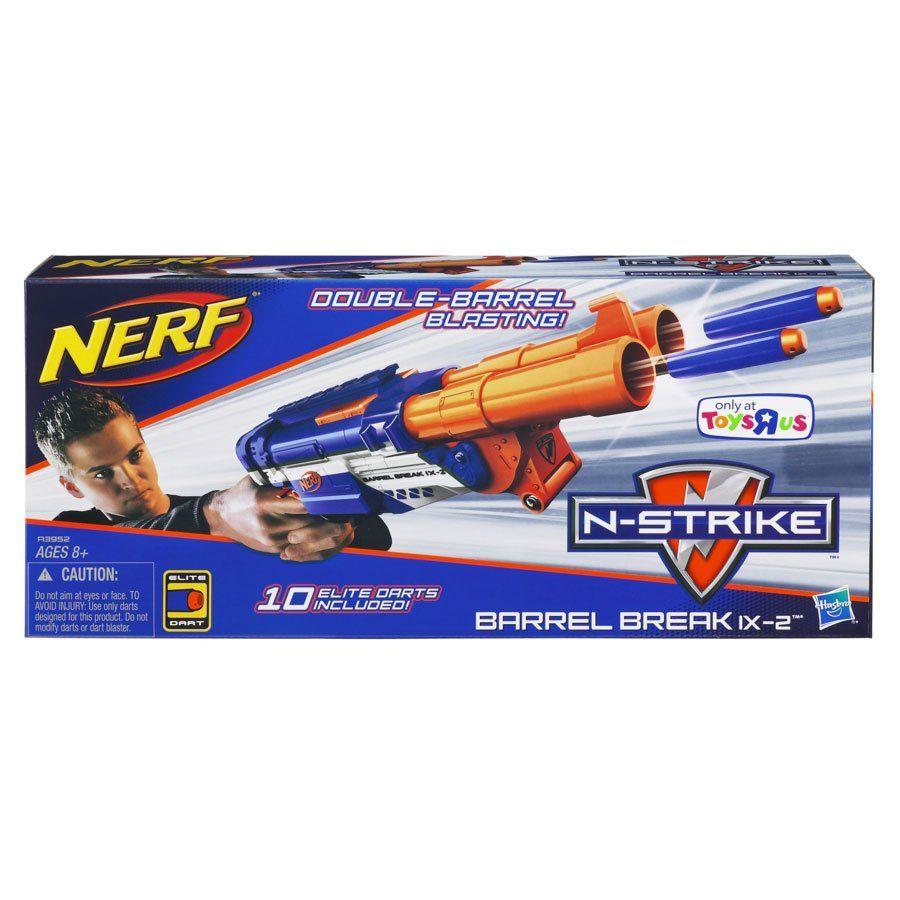 Exclusive: Nerf Unveils Zombie Strike Doominator Blaster, Darling | Nerdist