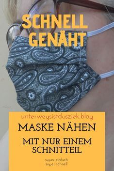 Step by step instructions with many pictures. How to sew a mask without complicated patterns, ironing, etc.