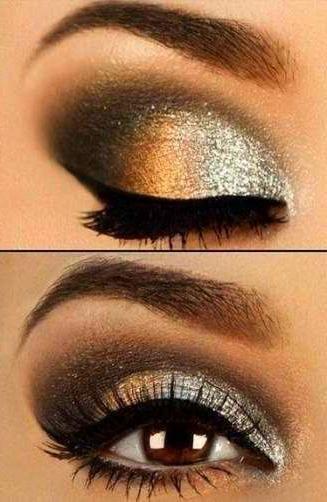 Photo of Christmas Eyeshadow Looks