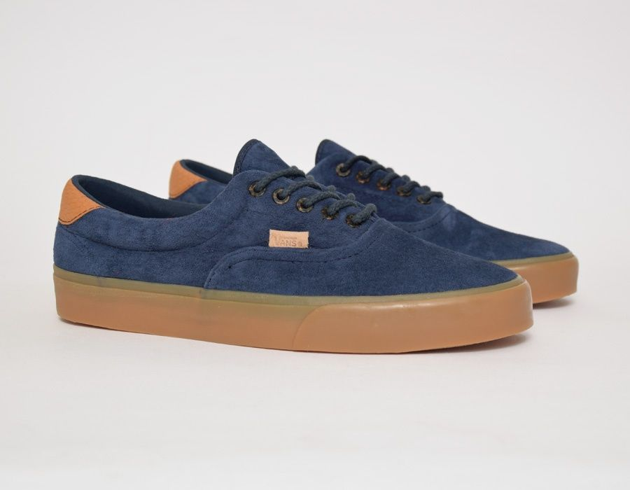#Vans Era 59 CA Gum Navy #sneakers
