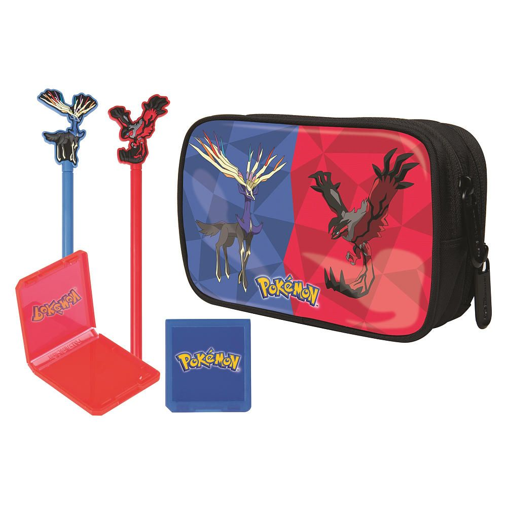 Pokemon X Y Day Trip Kit For Nintendo Ds Power A Toys