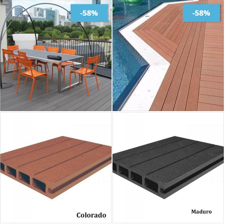 Destockage Exceptionnel Lames De Terrasse De 3 60m De Qualite Professionnelle Composite Vente En Palet Lame Terrasse Amenagement Interieur Revetement Sol