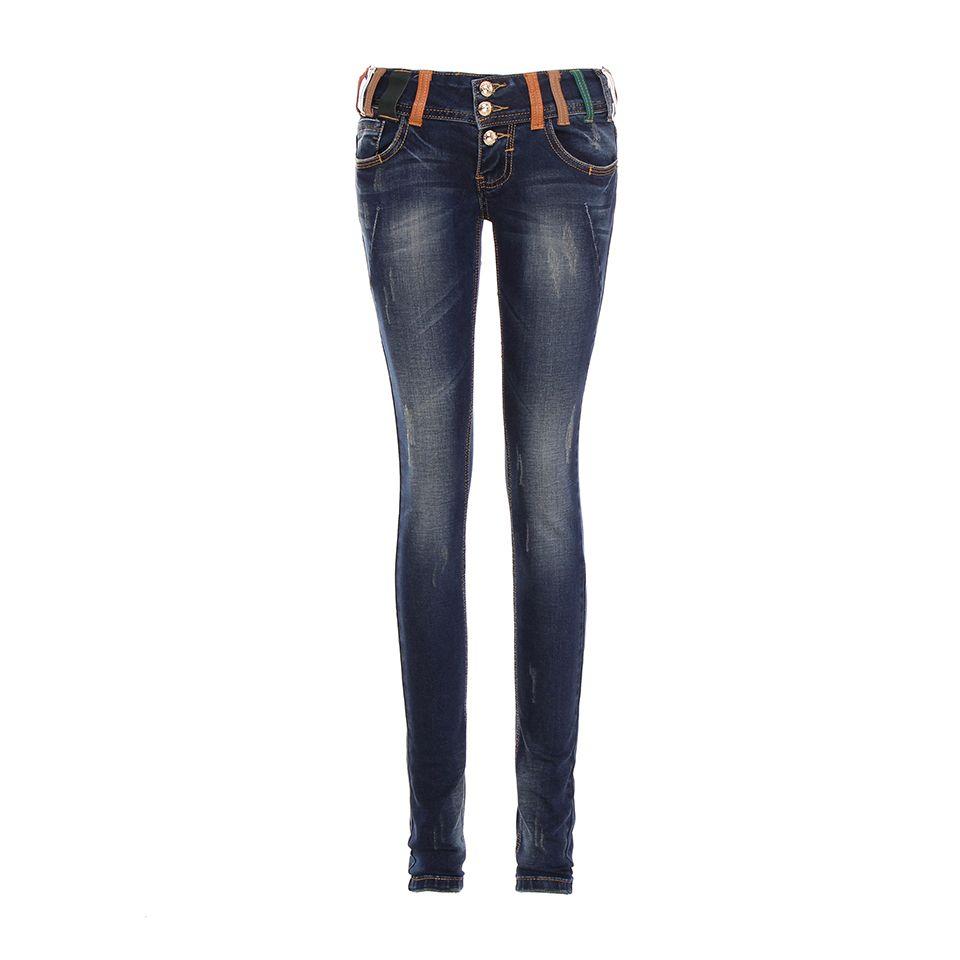 1a7485d21ff Cheap Caliente venta flaco Jeans mujer otoño Top nuevo 2016 pantalones  vaqueros del lápiz de mujer