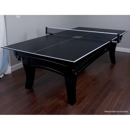 Ping Pong Table Tennis Top With Foam Backing Billiard Table Conversion Top