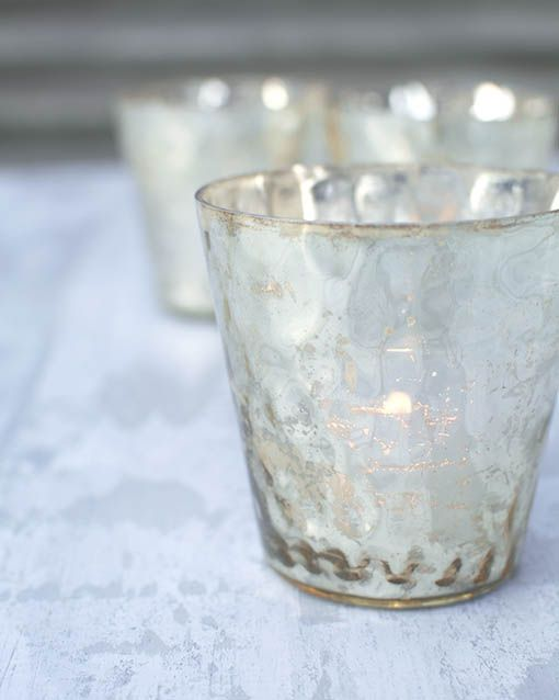 Cast Dancing Light On Your Tabletop Through The Hammered Texture Of Our Gold Votive Candle Holders Votive Candle Holders Mercury Glass Votives Candle Holders
