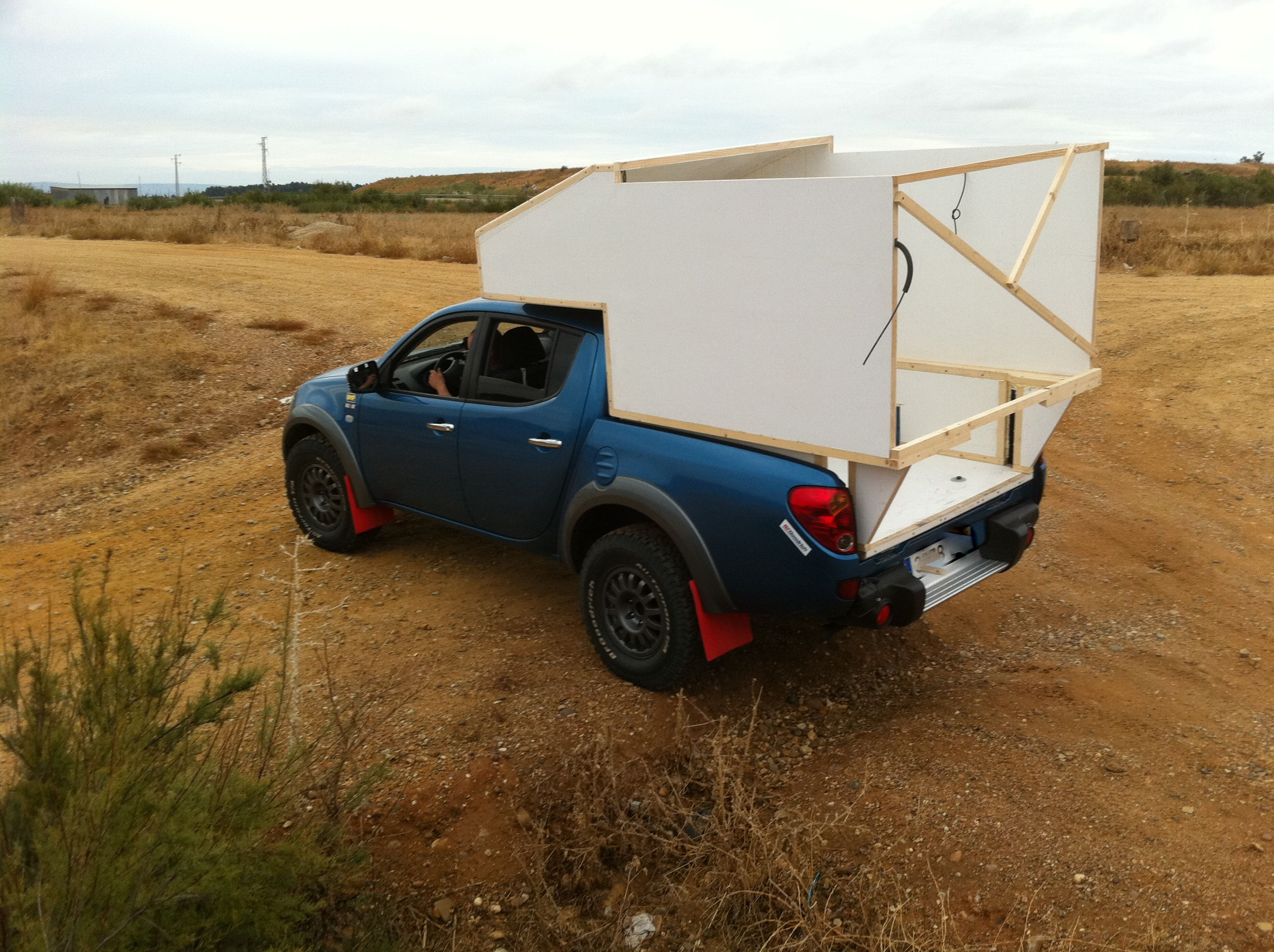 Making my Uro Camper Kubic 1 0 Expedition Portal
