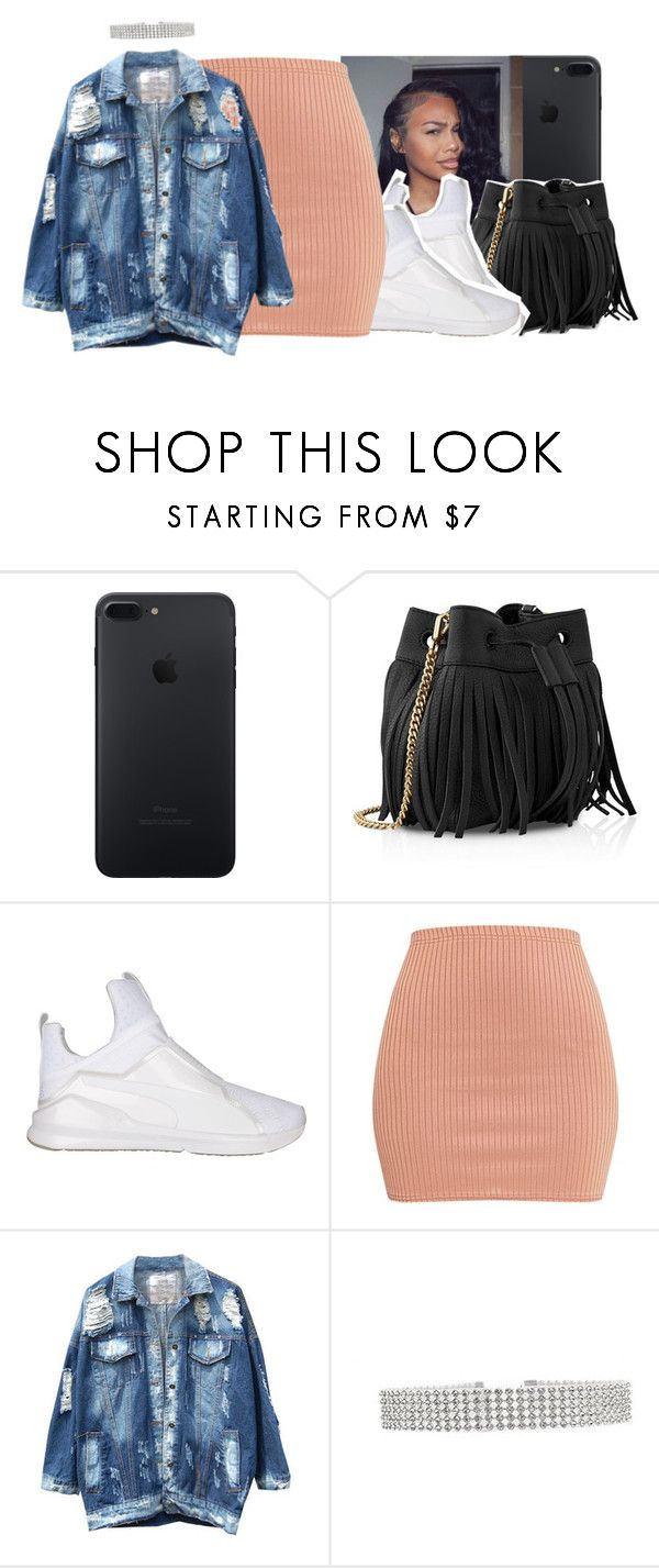 """Trap Queen-fetty wap"" by babygirlkiki ❤ liked on Polyvore featuring Whistles and Puma"