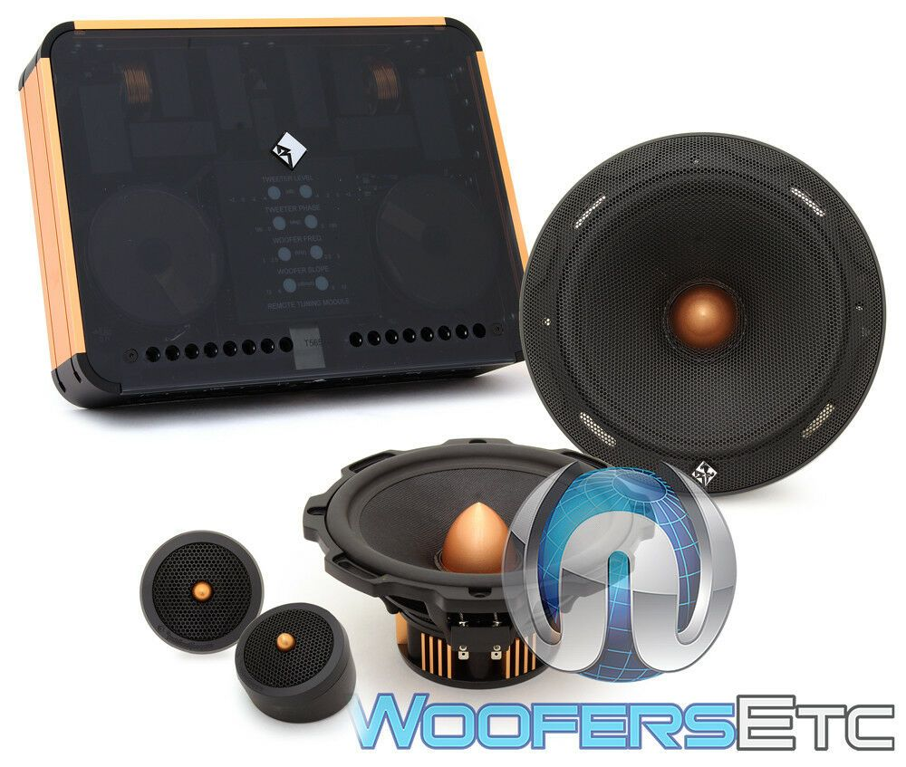 Rockford Fosgate T5652-s 6.5 Power T5 Component System for sale online | eBay