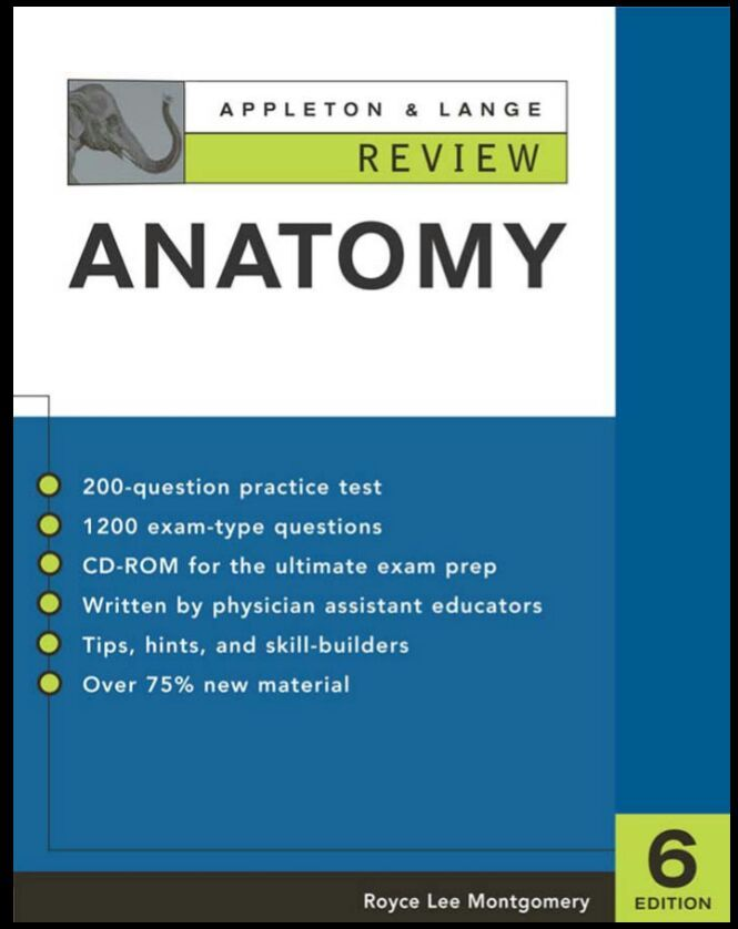 Appleton Lange Review Of Anatomy 6th Edition Pdf Free Medworld